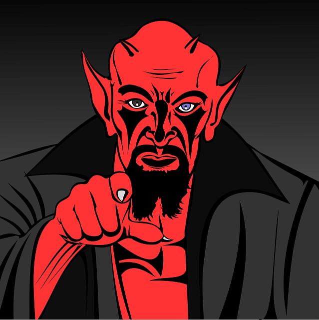 Какво ми казва Дяволът, когато ми гостува?