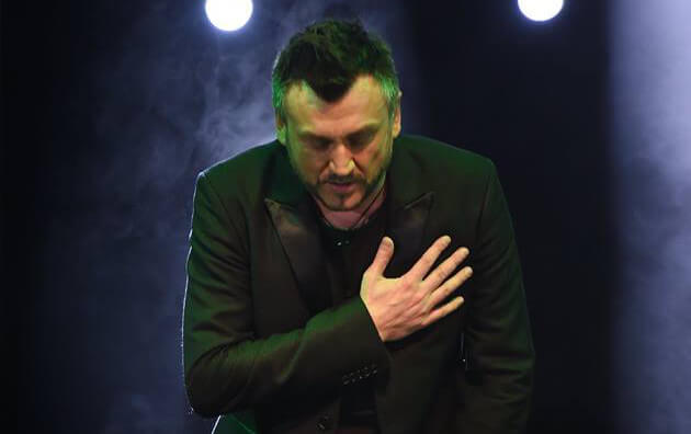 Любо Киров, зала 1, НДК, концерт, публика, пълна зала