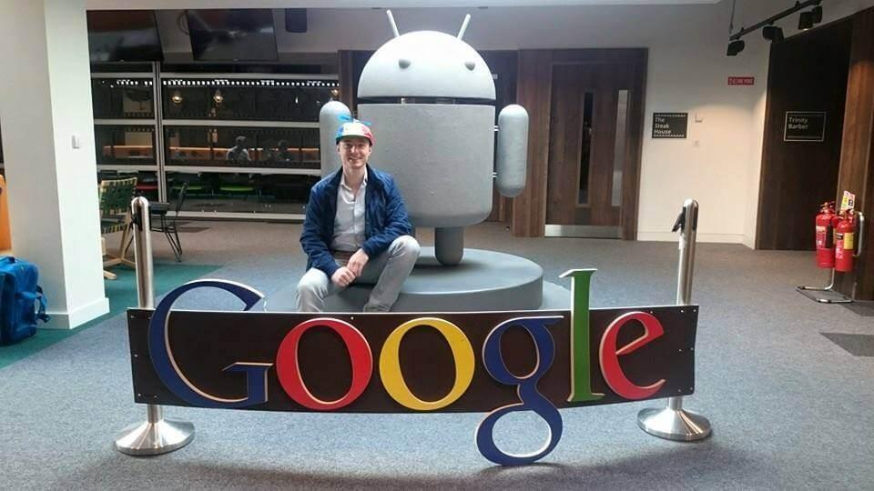 Алекс Божинов, еCommCongress, събитие, онлайн търговци, Google, България