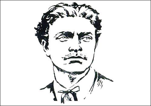 история, славния, герой, Васил Левски