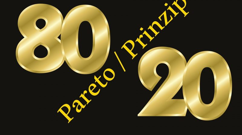 Принцип, Парето, 80/20, цаца, акула