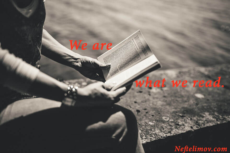 We, are, what, read