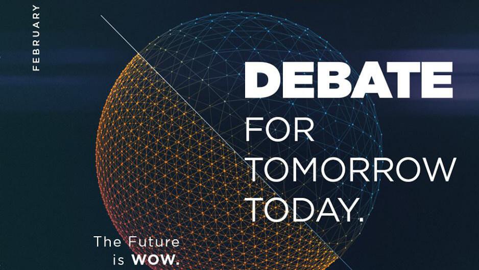 Innovation Explorer, Дебат, Космос, образование, бизнес