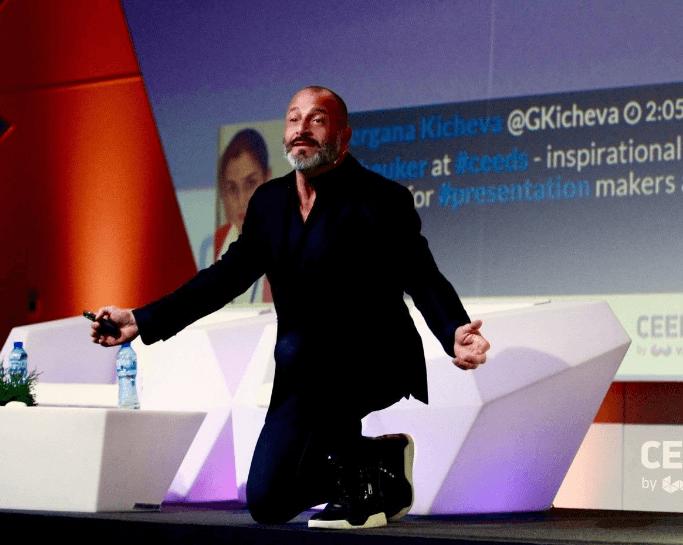 Igor Beuker, бъдещето на бизнеса, Webit 2018, Игор Боукър, PRO Speaker, Publicist, Marketing strategist, Serial Entrepreneur, Angel Investor