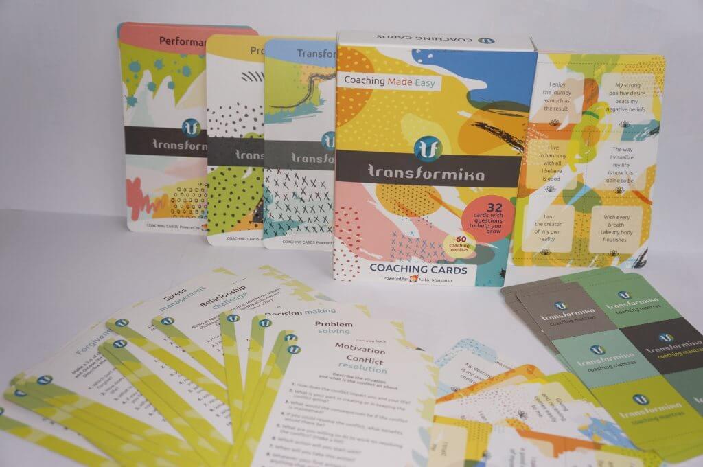 Трансформика Карти на Успеха, въпроси