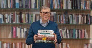 Бил Гейтс: 5 книги, които трябва да прочетем това лято