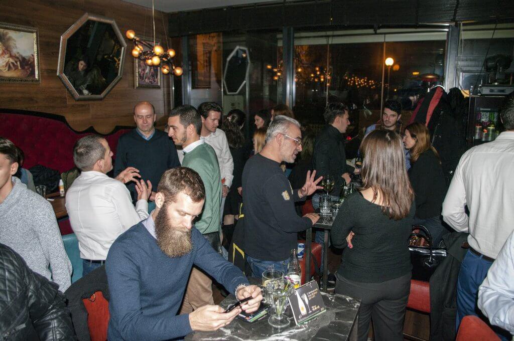 Нощ на Предприемачите всеки месец Присъедини се