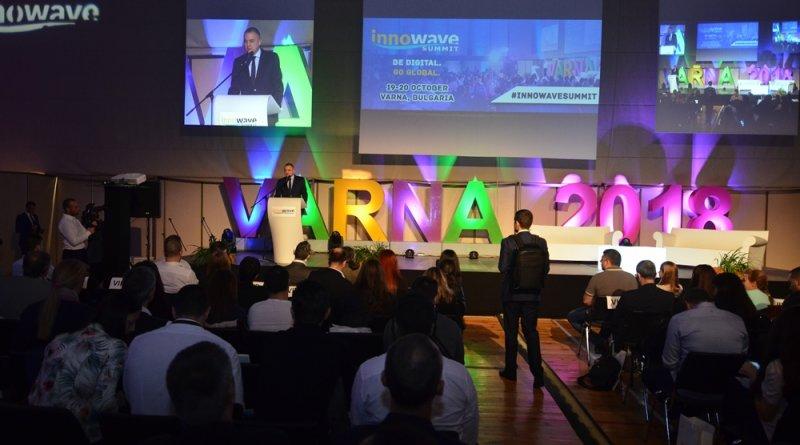 InnoWave Summit 2018 го посетиха над 3 000 души във Варна