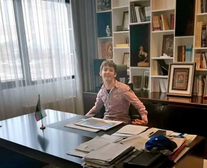 Изпълнителен директор за един ден на София Тех Парк