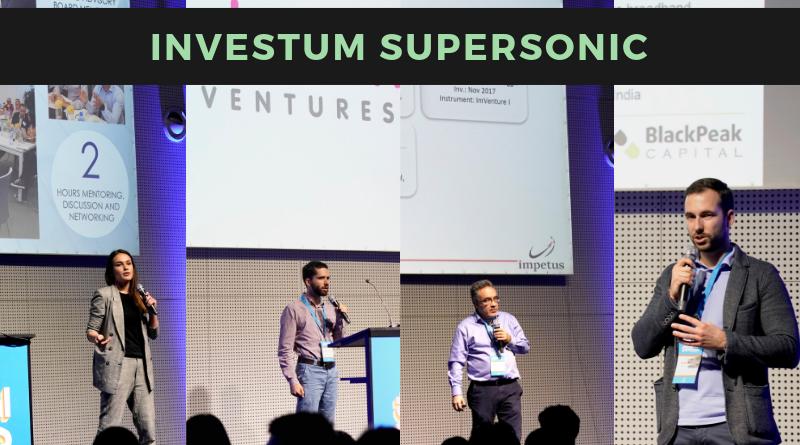 11 инвеститори и 6 стартъпа в борба за представяне на Investum Supersonic
