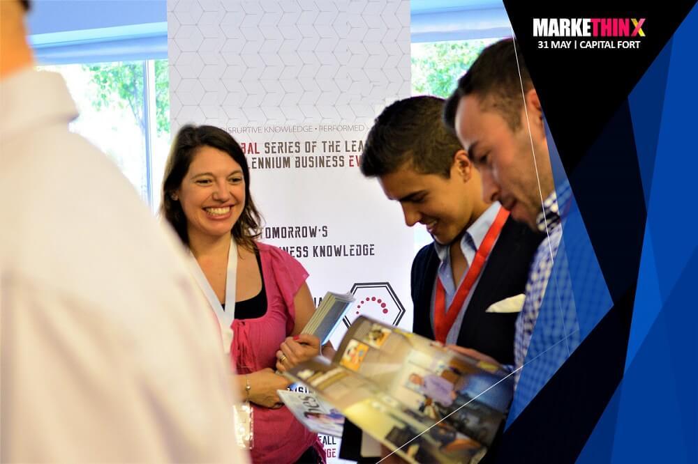 Маркетинг конференция даваща чисто нов въздух на бизнеса MarkeThinX CONF 2019
