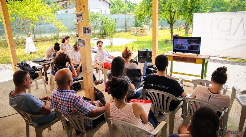 Млади хора от цяла България в продължение на няколко дни бяха в Зелин и участваха в предприемаческа програма