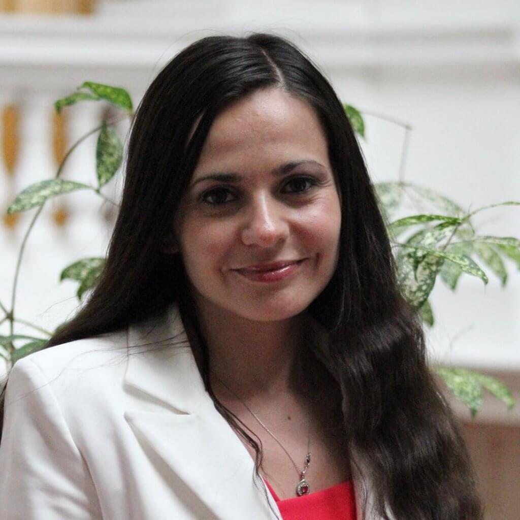 Мариана Тодорова е доктор по футурология, футурист