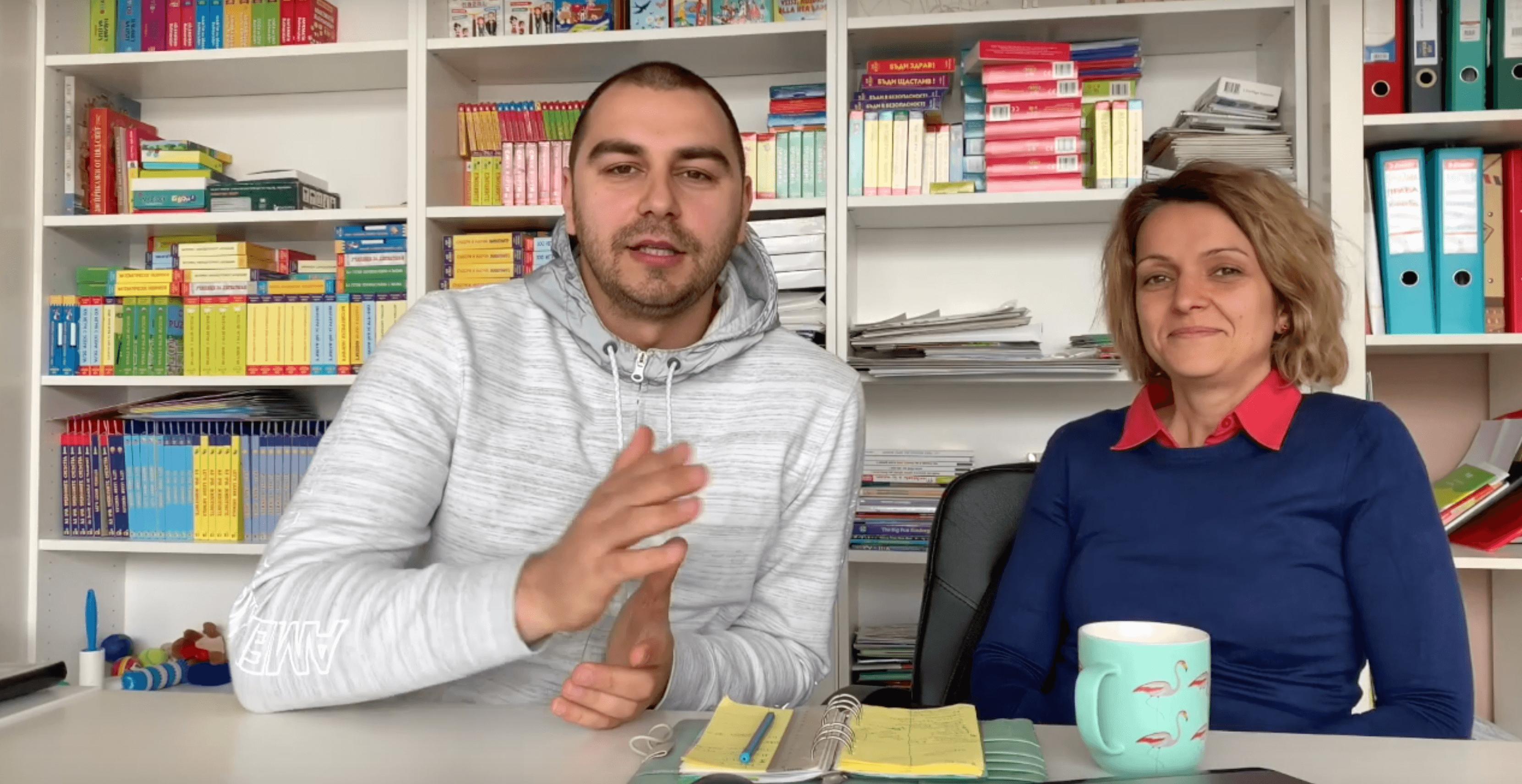Мая Бобева-Атанасова от издателство Клевър бук ни разказва как се създава устойчив бизнес с детски продукти в България