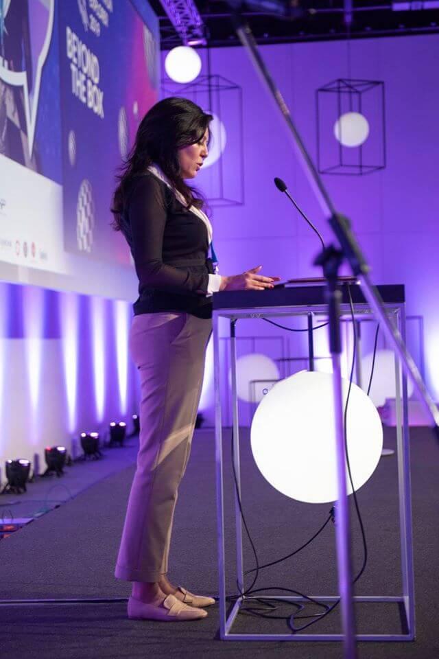 Леона Асланова е основател на форума за иновации Innovation Explorer в партньорство с Capital.bg