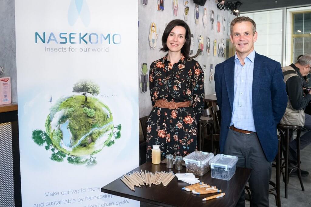 nasekomo е сред примерите за кръгова икономика в българия