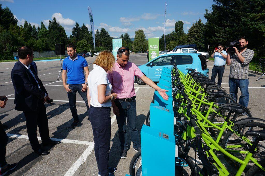 Urban Challenge е сред примерите за кръгова икономика в българия заедно със столична община