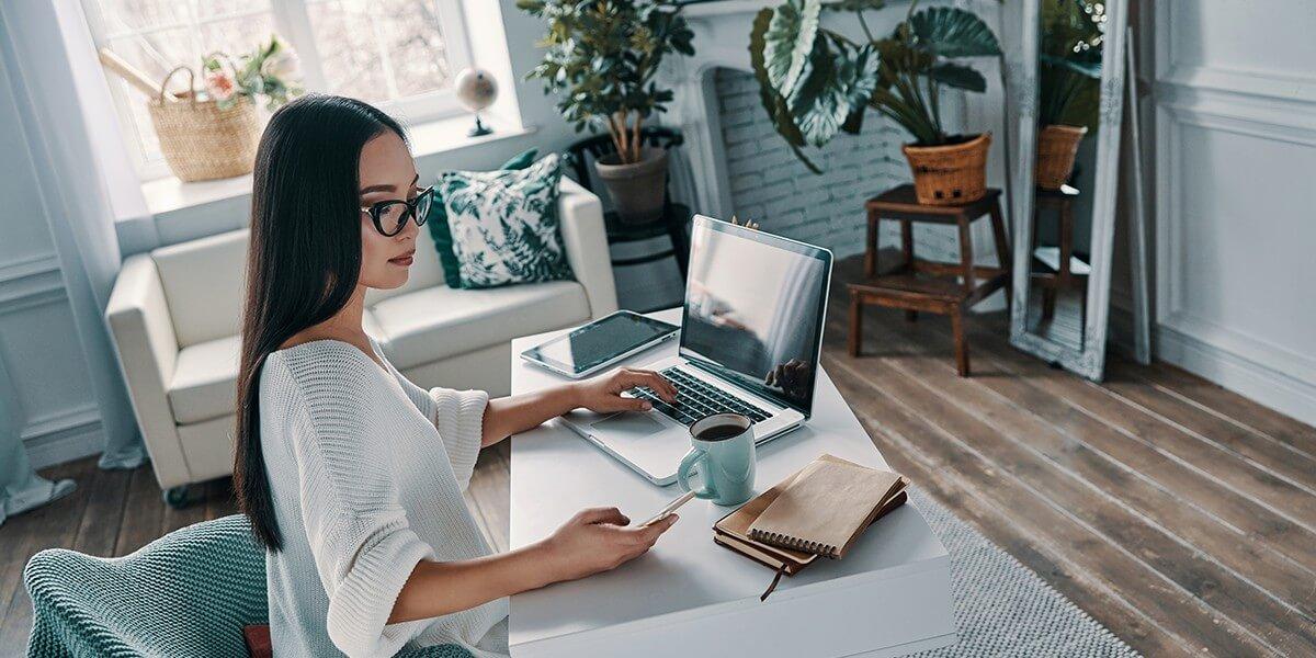 Работа от вкъщи 5 съвета за продуктивност в хоум офис