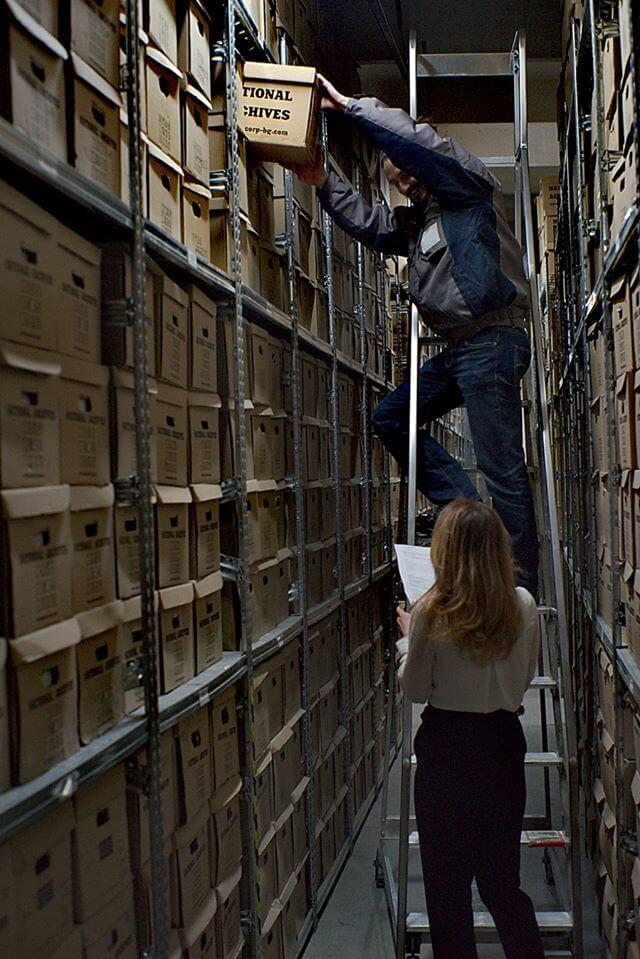 съхраняване на архивни документи