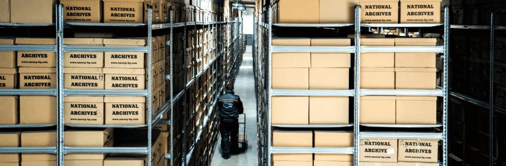 национални архиви за архивни документи