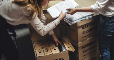 Как да използваш своите бизнес архивни документи като актив?