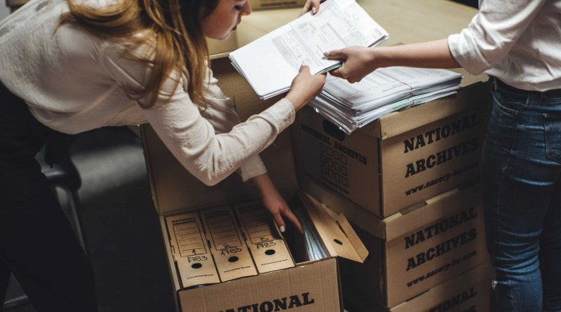 Как да използваш своите бизнес архивни документи като актив
