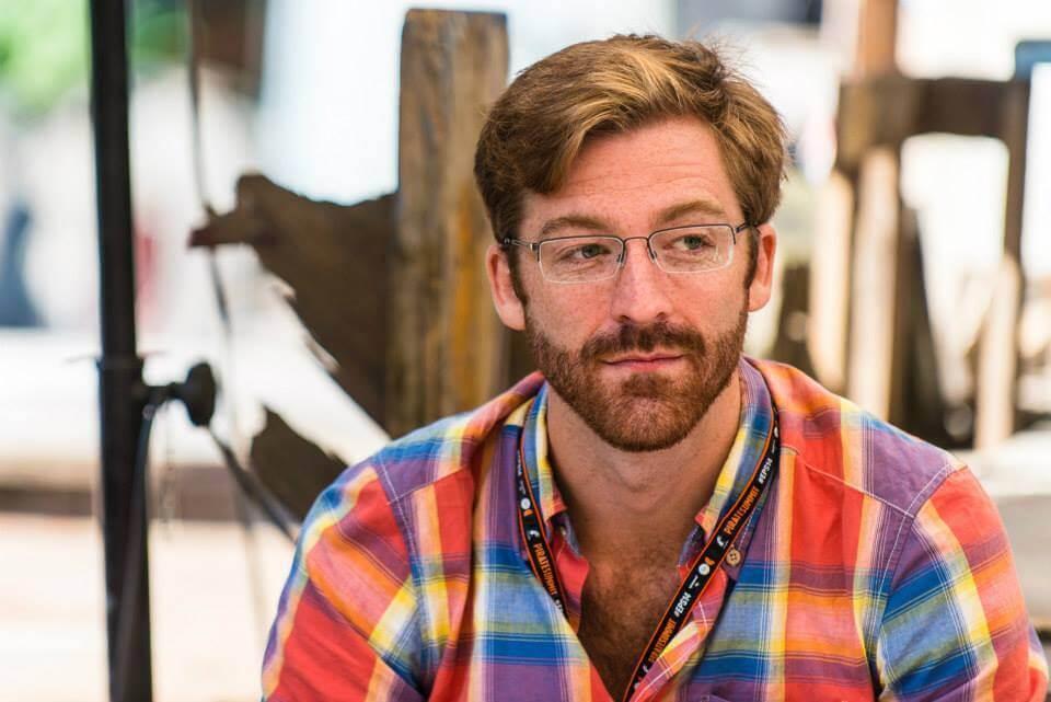 Роб Фицпатрик е автор на книгата the mom test